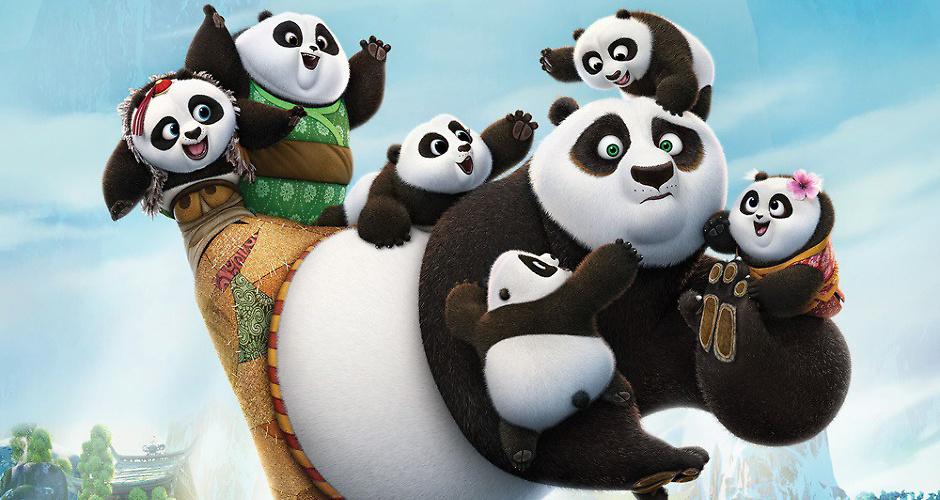 картинка панда кунг-фу