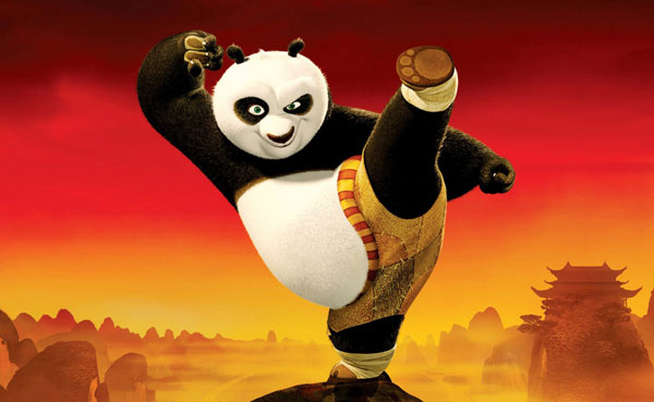 картинки кунг фу панда